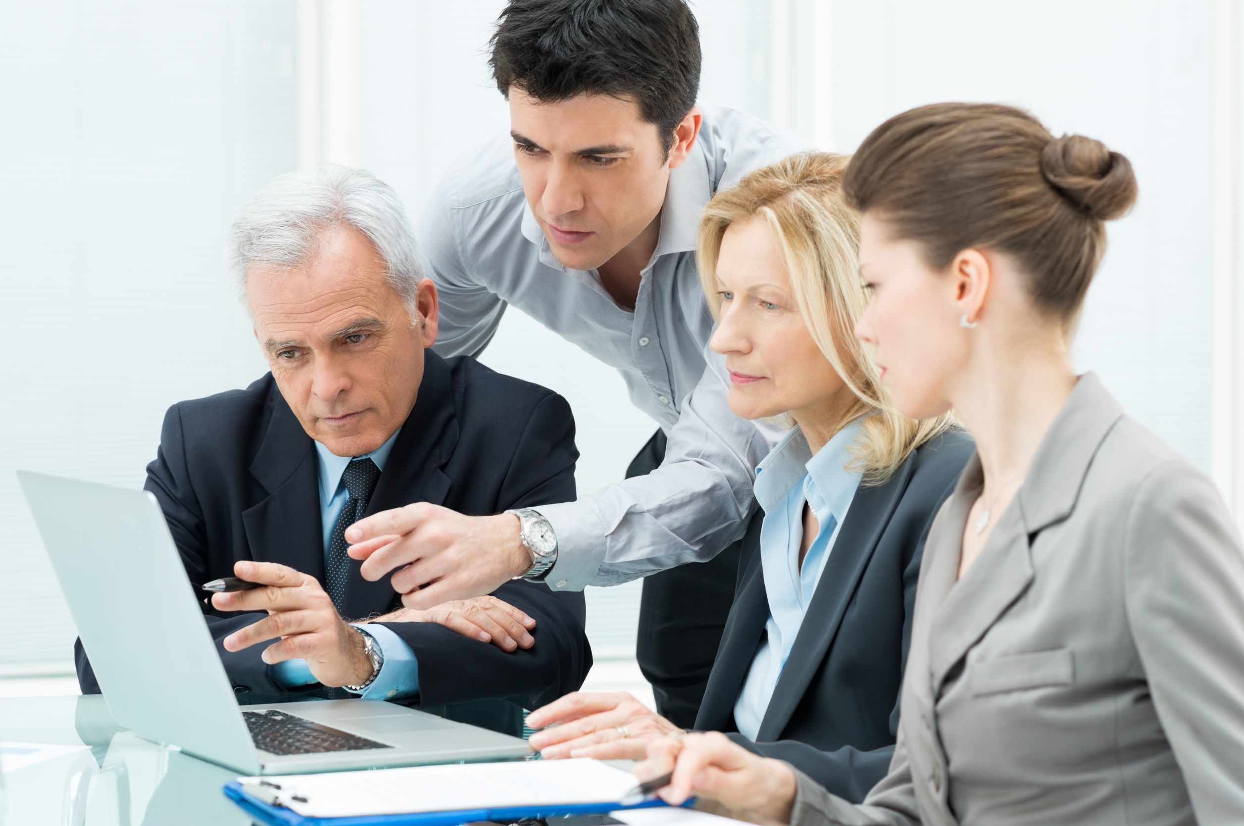 Business planning image